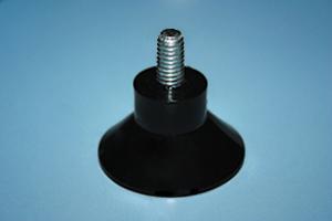 saugn pfe 45 mm mit gewinde m8 x 16 mm lang verzinkt schwarz paul thoors gmbh. Black Bedroom Furniture Sets. Home Design Ideas